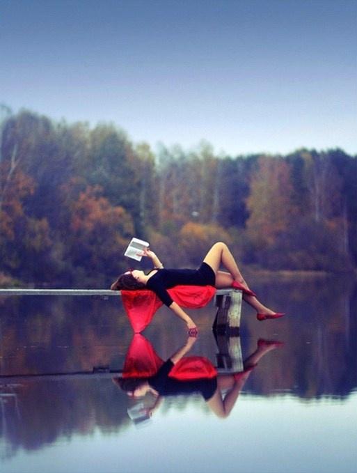 lake reading