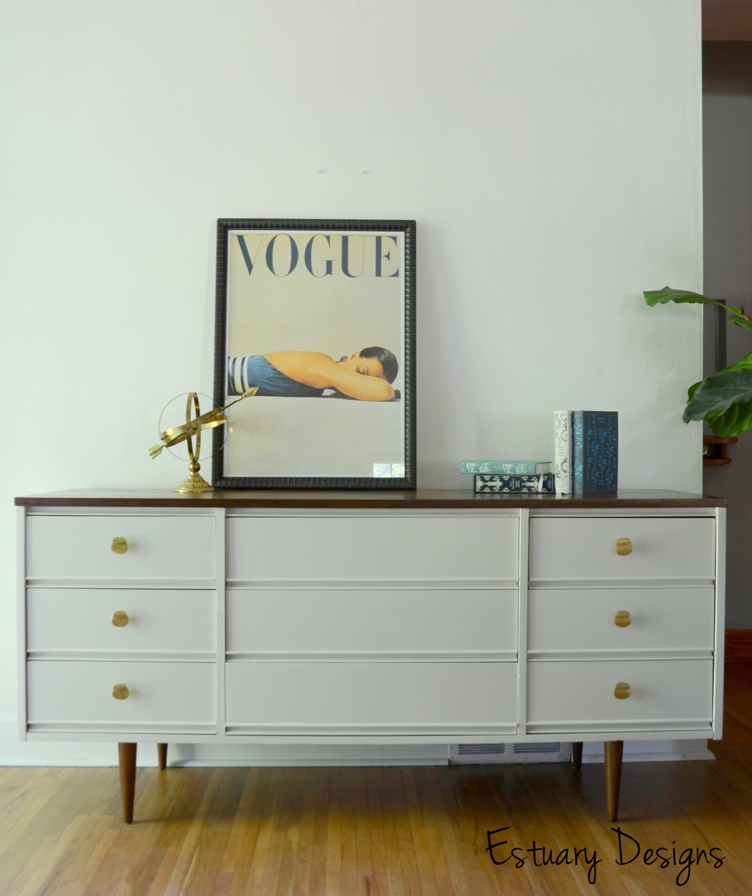 furniture debut mid century modern dresser estuary designs