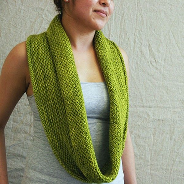 Madeline Tosh Cowl
