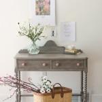 Cassandra grey leggy desk after full